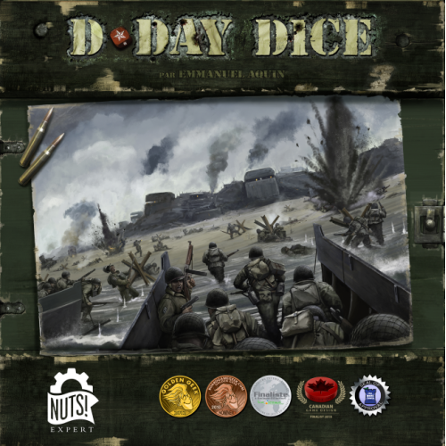 D-Day Dice : Vaincre ou Mourir - FRENCH VERSION
